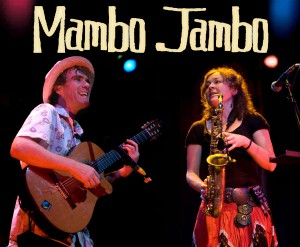 Mambo Jambo Dyptych - with logo