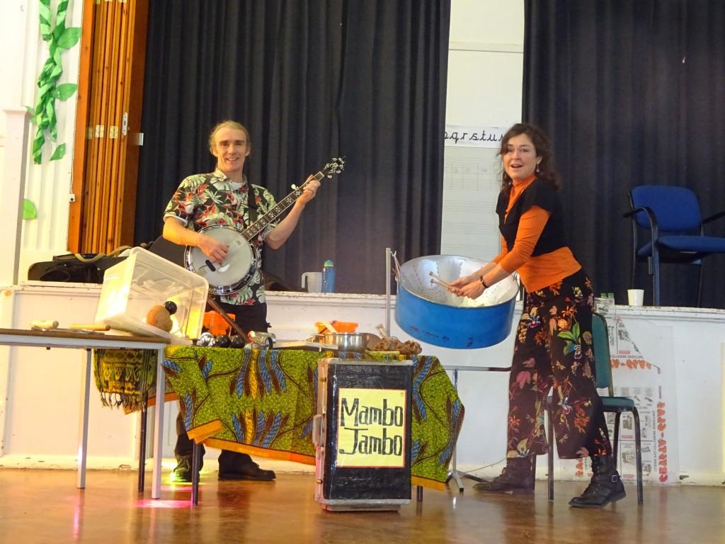 Schools recycling Workshop