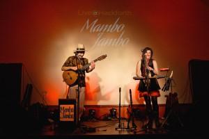 Hackforth - Mambo Jambo - 14/2/3014 Chris Armstrong