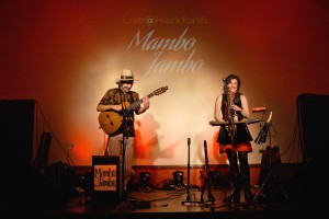 Mambo Jambo at Hackforth Live In Concert