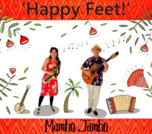 Happy Feet CD Mambo Jambo cover