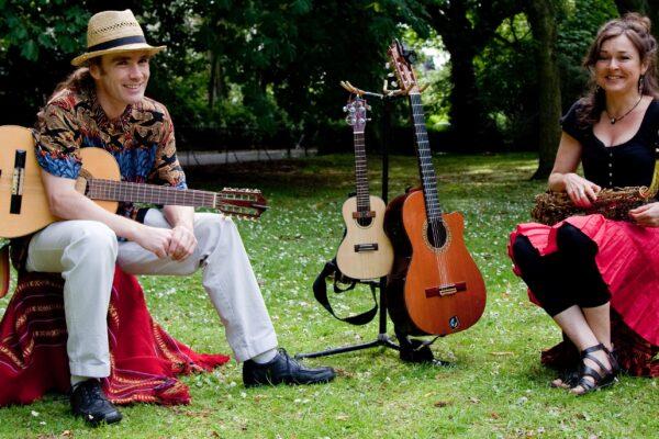Mambo Jambo & Instruments (wide img)