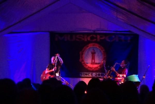 Mambo Jambo at Musicport Festival
