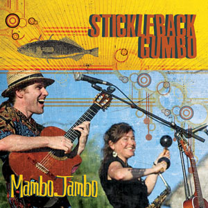 stickleback gumbo cd cover